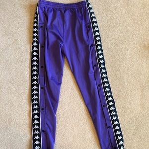 Kappa Track Pants. Women's M